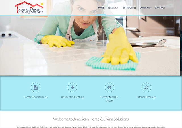 American Home Living Solutions