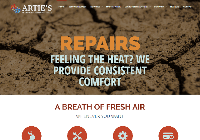 Arties Heat Air Min