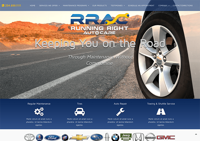 Running Right Auto Care